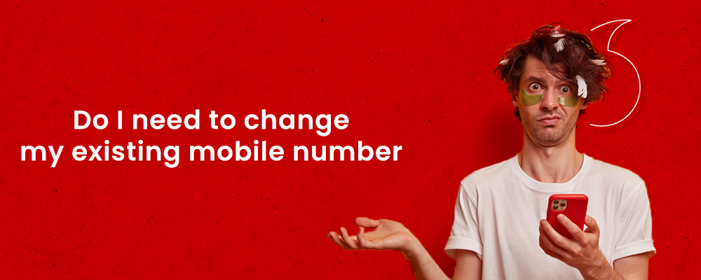 Mobile number portability is easy with vodafone
