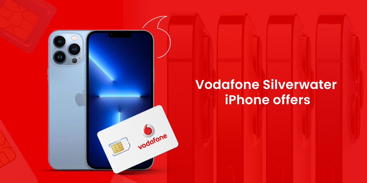 Vodafone iPhone 13 offers